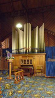 Pearce Pipe Organ